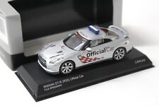 1:43 Kyosho Nissan GT-R R35 Official Car Fuji SPEEDWAY NEW bei PREMIUM-MODELCARS