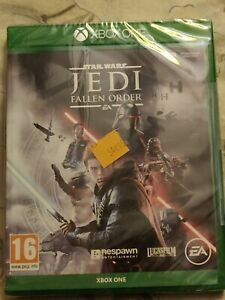 Star Wars Jedi : Fallen Order xbox one NEUF SOUS BLISTER VF HDR