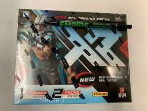 2020 Panini XR Football Hobby Box Factory Sealed!
