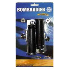 Sea-Doo New Oem Pwc Watercraft Black Hand Handlebar Grip Kit 295500110