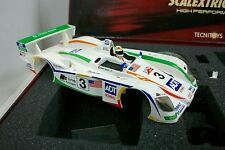 SCALEXTRIC 5026 - AUDI R8 PRO High Performance, GT for competition