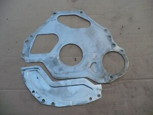 1985-1993 ford mustang 5.0 302 351 automatic AOD block separator plate