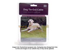 Rosewood Yard Dog Tie-Out Cable
