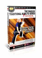 Shao Lin Traditional Kungfu Series Shaolin Yang family Spear by Shi Dejun DVD