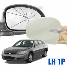Replacement Side Mirror LH 1P + Adhesive for CHEVROLET 2006-2012 Impala