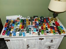 110 Hot Wheels Mixed Mattel Lot Die Cast Cars and other old cars & trucks