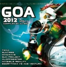 VARIOUS ARTISTS - GOA 2012, VOL. 1 NEW CD