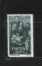 ESPAÑA. Año: 1955. Tema: NAVIDAD.