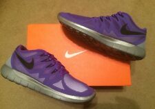 Women Nike Free 5.0 Flash Trainers Running GYM Yoga Fitness Casual 4 UK RRP£100