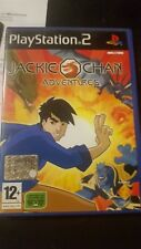 JAKIE CHAN ADVENTURE pal Sony Playstation 2 ps2 game console ps gioco