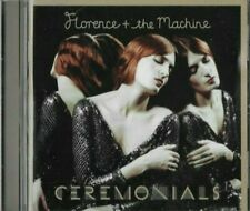 FLORENCE + THE MACHINE CEREMONIALS CD ALBUM