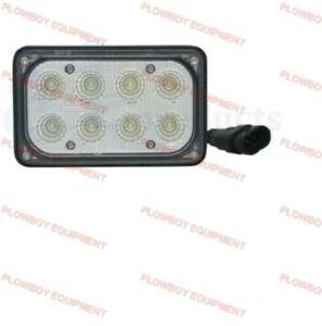 9829523 LED Sealed Beam Flood Light for Ford New Holland Skid Steer Loaders