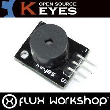 5pcs Keyes Passive de Buzzer Module KY-006 2-5kHz 5V Pi Arduino Flux Workshop