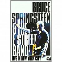 BRUCE SPRINGSTEEN & THE E STREET BAND - LIVE IN NEW YORK CITY 2 DVD POP NEU