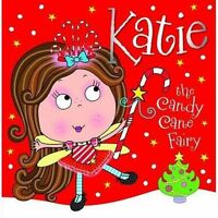 Katie the Candy Cane Fairy by Ede, Lara (Illus), Bugbird, Tim, Good Used Book (P