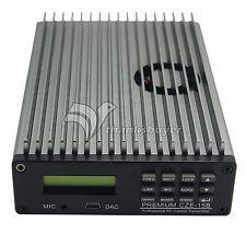 Pro Adj. 0.3~15W CZE-15B PC Control FM Transmitter Broadcast Radio Station 3A