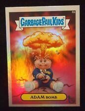 Adam Bomb 2013 Topps 75th Anniversary Foil card Garbage Pail Kids RARE #86