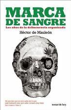 Marca de sangre (Temas de Hoy) (Spanish Edition)-ExLibrary