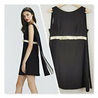 [ TRELISE COOPER ] Womens Cape Dress  | Size AU 12 or US 10