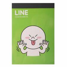 JAPAN LINE FRIENDS MOON MEMO PAD NOTEPAPER 131124