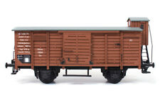 Occre Freight Rail Wagon 1:32 Scale G-45 Gauge Metal & Wood Model Kit