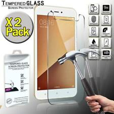 2 Pack Real Tempered Glass Screen Protector For Xiaomi  Redmi Note 5A High Editi