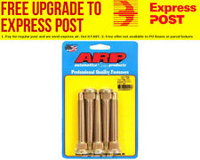 """ARP Competition Wheel Studs Suit Ford Rear Disc Brakes / Chrysler Front, 1/2"""" Th"""