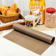 Easy BBQ Grill Mat Non-Stick Bakeware Mat Nonstick Baking Sheet 40x30cm Reusable
