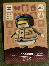 Boomer Amiibo Card (AUTHENTIC NEVER SCANNED) US Version