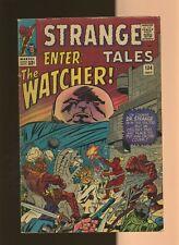 Strange Tales 134 GD/VG 3.0 * 1 * Fantastic Four! Watcher! Dr. Strange! Ditko!