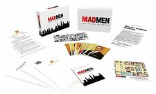 MAD MEN 1-7 THE COMPLETE SEASON 1 2 3 4 5 6 7 FINAL BLU-RAY DELUXE BOX ENGLISCH