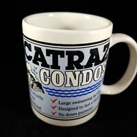 Alcatraz Island Prison Al Capone Novelty Coffee Tea Mug San Francisco Gift