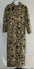 Northwest Territory Conceal SZ Large Camo Insulated Hunting Coveralls Suit