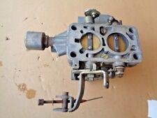 Opel GT Kadett Manta A Rekord C Vergaser Carburettor Solex Teileträger