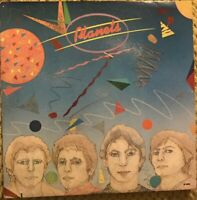 The Planets ‎Planets Vinyl LP Album. 1980 Mowtown US Import New Wave Synth Pop