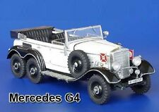 PLUS MODEL COMPLETE KIT SD.KFZ.21 MERCEDES G4 WWII Scala 1:35 Cod.PL164