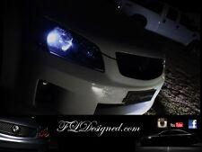 Holden Ve BRIGHT WHITE  L.E.D Parker Light Bulbs Hsv Maloo gts r8 sv6 ssv