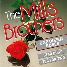 The Mills Brothers One Dozen Roses (Paper Doll, Till Then) CD Album