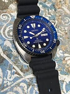 Seiko Save the Ocean Automatic Prospex Turtle Divers 200M Men's Watch SRPC91