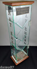 NAT SHERMAN FIFTH AVENUE NEW YORK Acrylic Cigar Display Case BRAND NEW