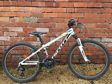 Child's mountain bike, Scott Scale Junior 24 with manual. 8 - 12 yr olds. VGC