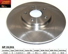 Disc Brake Rotor fits 2004-2009 Nissan 350Z Murano  BEST BRAKES USA