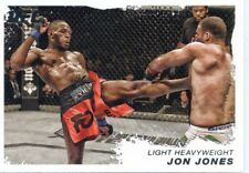 2011 TOPPS MOMENT OF TRUTH JON BONES JONES #205
