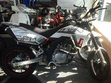 SFM ZZ 125cc SUPERMOTO  **BRAND NEW**    PRE REGISTERED!! UNUSED!!!  £1649