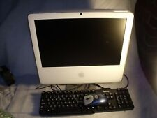 """Apple 17"""" All-in-One iMac 4.2 Core Duo 1.83GHz 1GB RAM"""