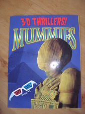 3-D Thrillers! Mummies by Kevin Fleury (Mixed media product, 2001)  NEW