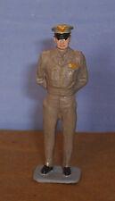 TOY SOLDIERS WORLD WAR 2 AMERICAN WWII US GENERAL EISENHOWER 54MM