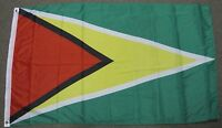 NEW 3X5 GUYANA FLAG 3'X5' FLAGS 3FT X 5FT BANNER F644