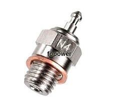 70117 N4 Glow Plug #4 Spark Hot Nitro Engine Traxxas OS RC HSP 1:10th Car