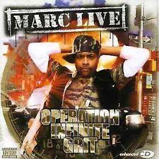 MARC LIVE Operation Infinite Grit 2cd